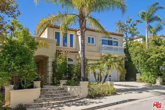 16624 Calle Arbolada, Pacific Palisades, CA 90272 (MLS #21-794248) :: The Sandi Phillips Team