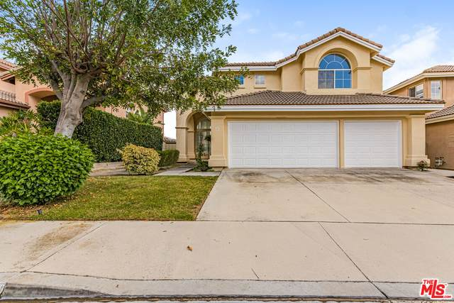 36 Calle Cabrillo, Foothill Ranch, CA 92610 (MLS #21-794286) :: The Jelmberg Team