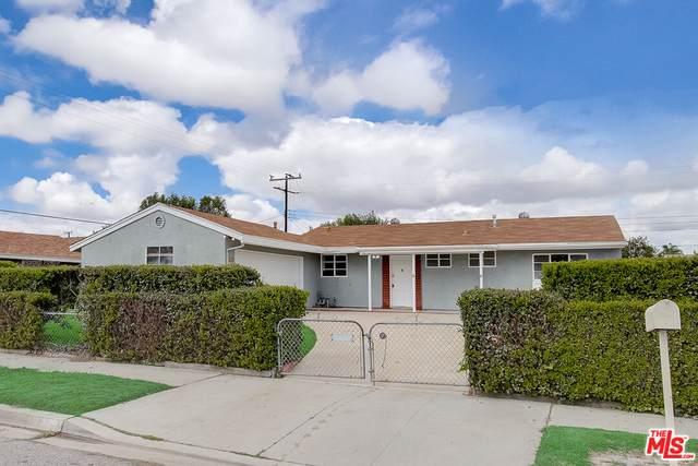 1725 Hamilton St, Simi Valley, CA 93065 (#21-794298) :: Mark Moskowitz Team | Keller Williams Westlake Village