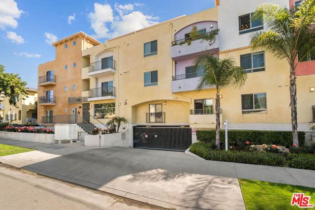 5232 Satsuma Ave #305, North Hollywood, CA 91601 (MLS #21-794352) :: The John Jay Group - Bennion Deville Homes