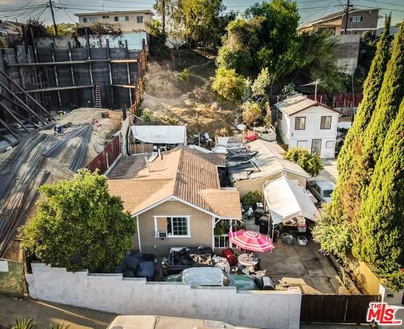 4702 St Charles Pl, Los Angeles, CA 90019 (#21-794402) :: The Pratt Group