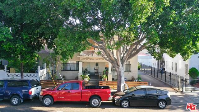 1310 W 22Nd St, Los Angeles, CA 90007 (#21-794478) :: The Pratt Group