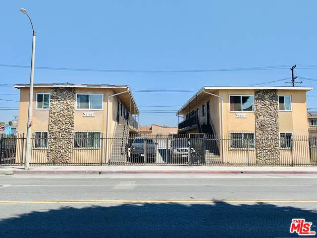 8102 Compton Ave, Los Angeles, CA 90001 (#21-794498) :: The Bobnes Group Real Estate