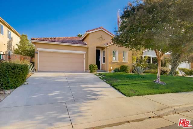 20013 Chris Pl, Santa Clarita, CA 91350 (#21-794514) :: Vida Ash Properties | Compass