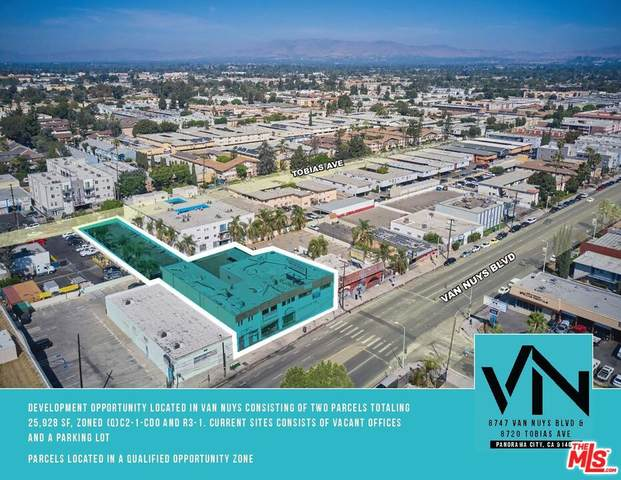 8720 Tobias Ave, Panorama City, CA 91402 (#21-794588) :: The Bobnes Group Real Estate