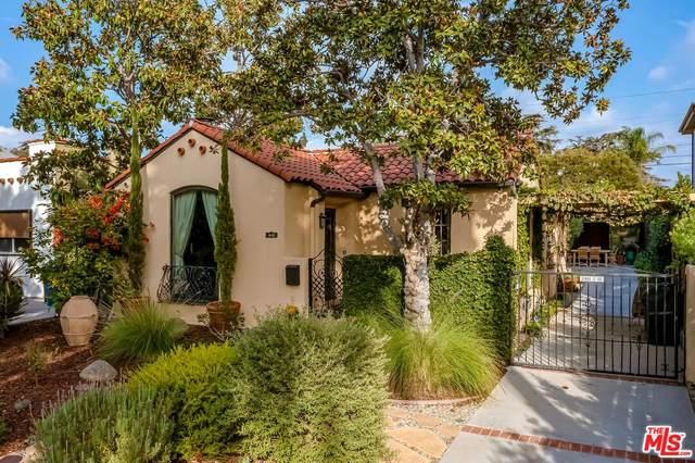 542 N Plymouth Blvd, Los Angeles, CA 90004 (MLS #21-794626) :: The Jelmberg Team
