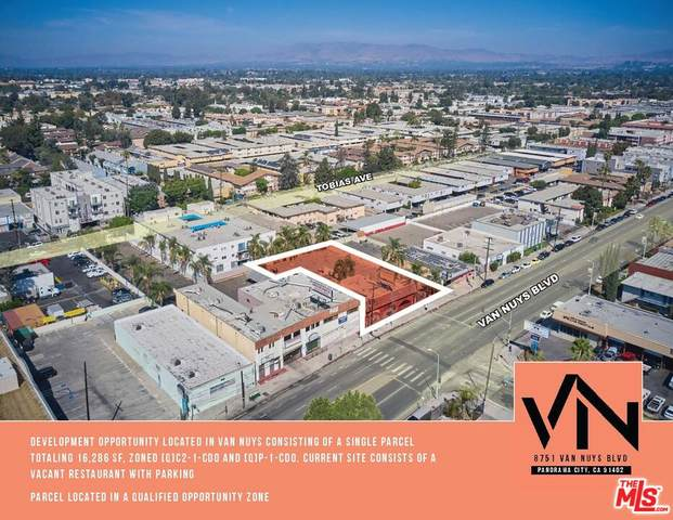 8751 Van Nuys Blvd, Panorama City, CA 91402 (#21-794628) :: The Bobnes Group Real Estate