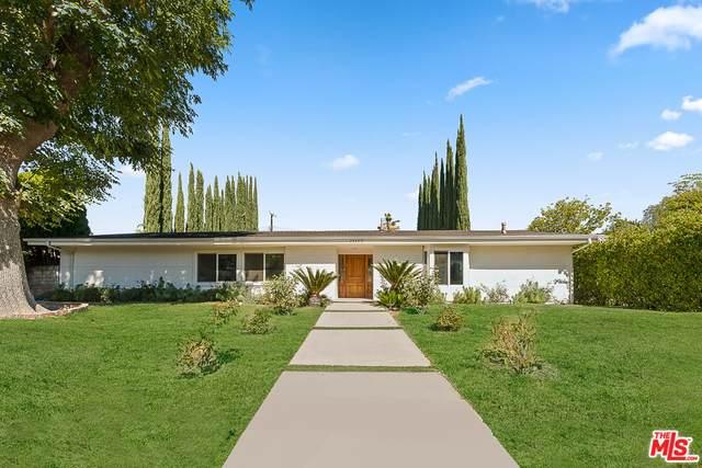 24309 Burbank Blvd, Woodland Hills, CA 91367 (#21-794688) :: Randy Plaice and Associates