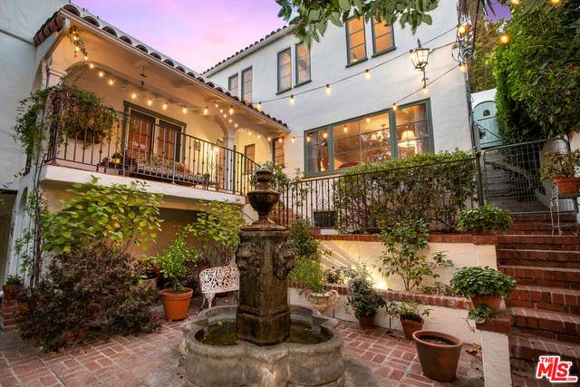 1159 Daniels Dr, Los Angeles, CA 90035 (#21-794734) :: The Bobnes Group Real Estate