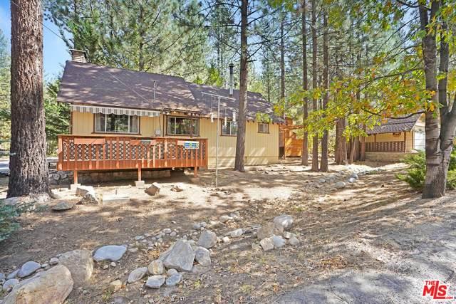 41431 Comstock Ln, BIG BEAR LAKE, CA 92315 (#21-794736) :: Compass