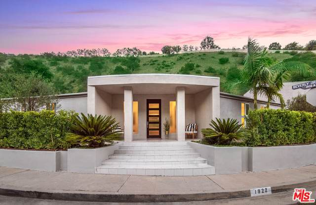 1922 N Beverly Dr, Beverly Hills, CA 90210 (#21-794760) :: The Bobnes Group Real Estate
