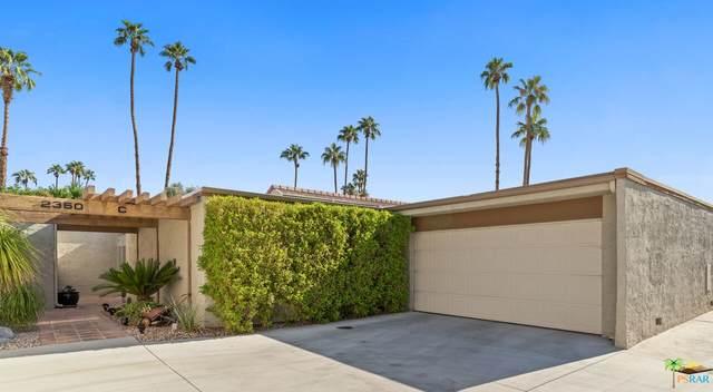 2350 Via Sonoma C, Palm Springs, CA 92264 (#21-794912) :: Lydia Gable Realty Group