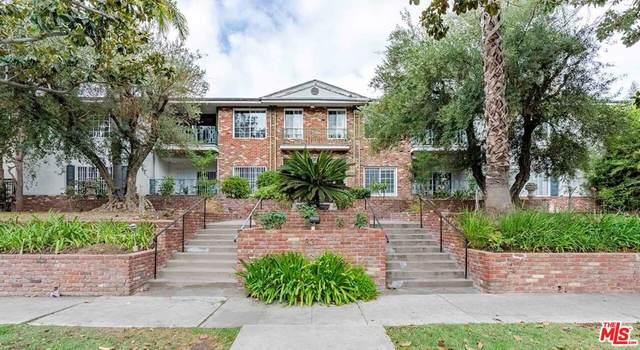 837 S Windsor Blvd #3, Los Angeles, CA 90005 (MLS #21-794970) :: The John Jay Group - Bennion Deville Homes