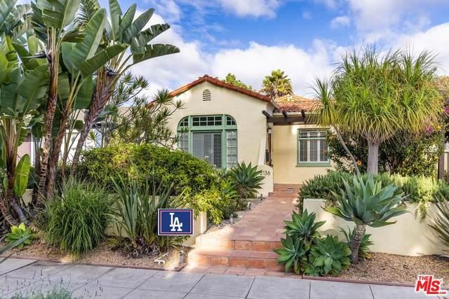 2136 Glencoe Ave, Venice, CA 90291 (MLS #21-794978) :: The Sandi Phillips Team