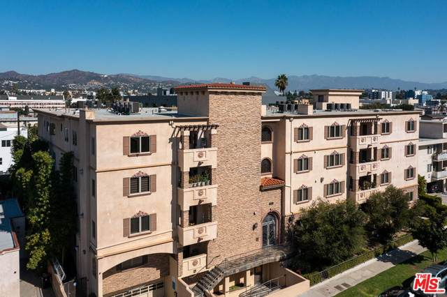 5057 Maplewood Ave #103, Los Angeles, CA 90004 (MLS #21-794986) :: The John Jay Group - Bennion Deville Homes