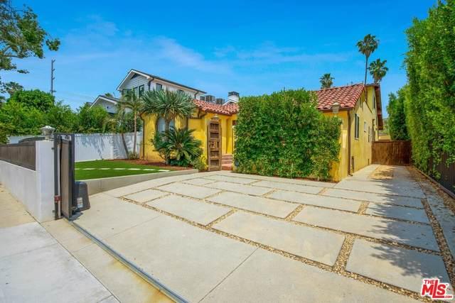 740 N Vista St, Los Angeles, CA 90046 (MLS #21-795024) :: The John Jay Group - Bennion Deville Homes