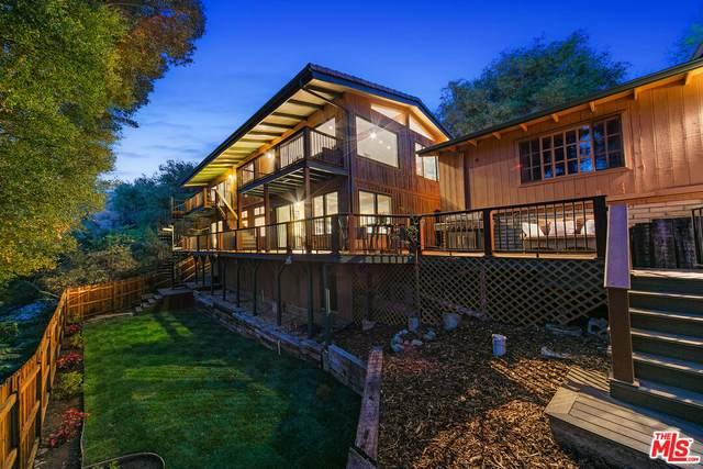 25659 Aline Way, Calabasas, CA 91302 (MLS #21-795050) :: The John Jay Group - Bennion Deville Homes