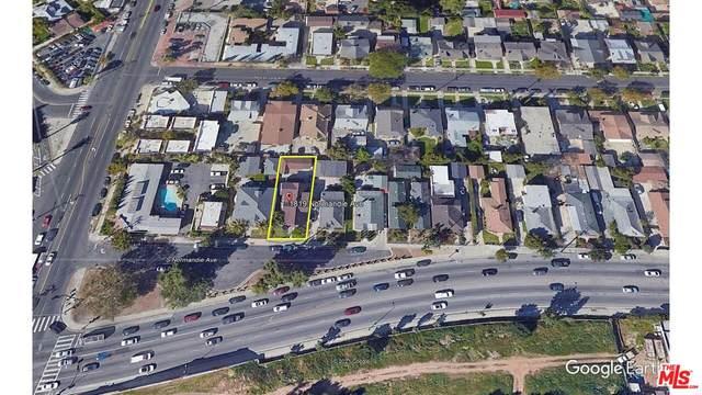 1819 S Normandie Ave, Los Angeles, CA 90006 (#21-795060) :: The Pratt Group
