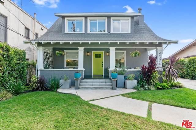 4412 Camero Ave, Los Angeles, CA 90027 (#21-795078) :: TruLine Realty