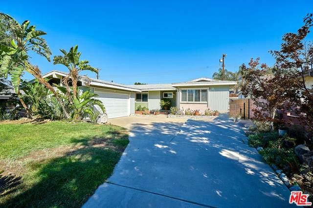 16247 Stare St, North Hills, CA 91343 (#21-795110) :: Randy Plaice and Associates