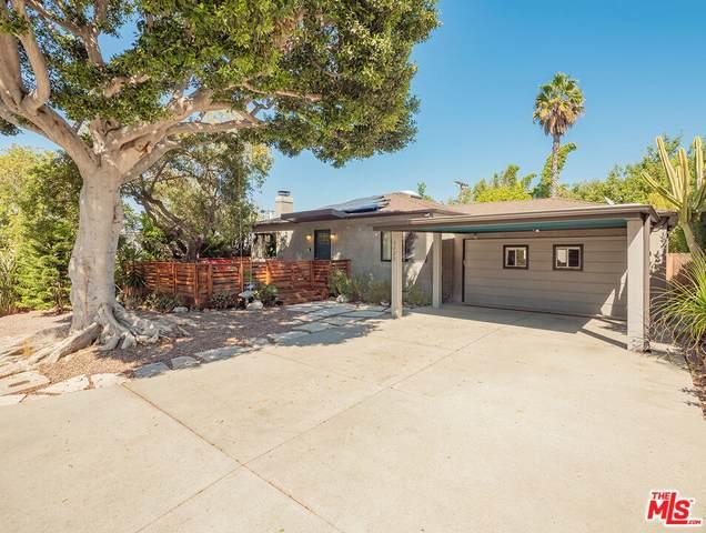 3420 S Bentley Ave, Los Angeles, CA 90034 (#21-795114) :: The Pratt Group