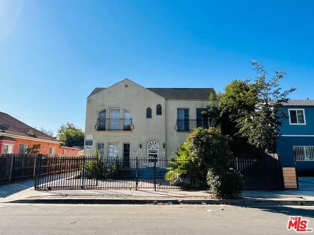1906 W 23rd St, Los Angeles, CA 90018 (#21-795122) :: The Pratt Group