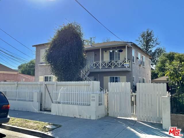 1696 W 20Th St, Los Angeles, CA 90007 (#21-795126) :: The Pratt Group