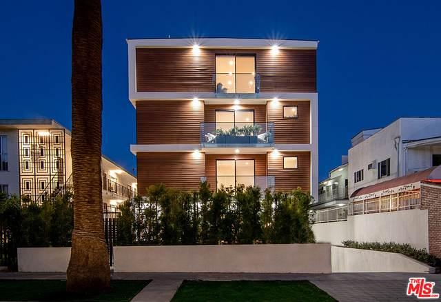 1806 N Gramercy Pl #105, Los Angeles, CA 90028 (#21-795172) :: Berkshire Hathaway HomeServices California Properties