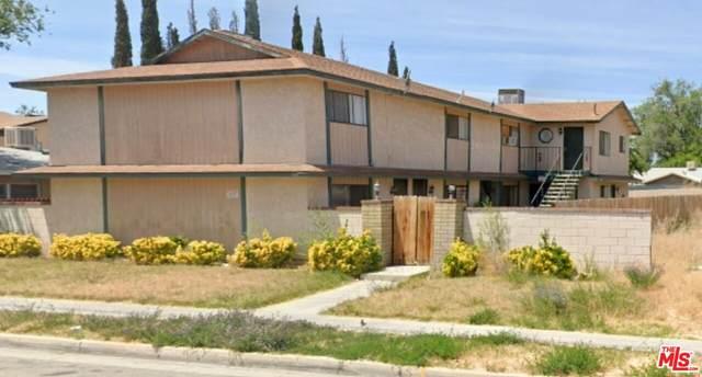 45419 W 10Th St, Lancaster, CA 93534 (#21-795192) :: Randy Plaice and Associates
