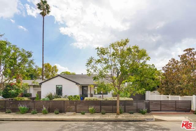 14024 Otsego St, Sherman Oaks, CA 91423 (#21-795224) :: Berkshire Hathaway HomeServices California Properties
