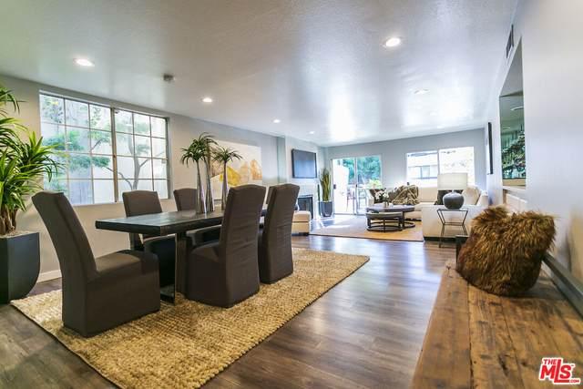 1129 Larrabee St #1, West Hollywood, CA 90069 (#21-795260) :: The Pratt Group