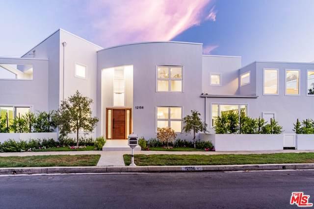 12156 Leven Ln, Los Angeles, CA 90049 (MLS #21-795296) :: The John Jay Group - Bennion Deville Homes