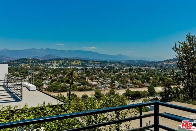 2901 Waverly Dr #2, Los Angeles, CA 90039 (MLS #21-795320) :: The Jelmberg Team