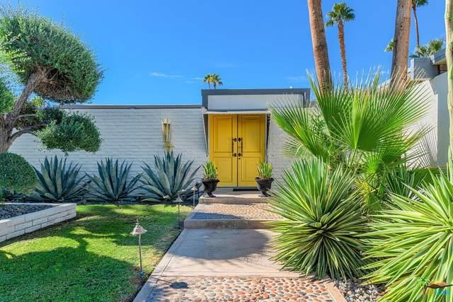 955 E Balboa Cir, Palm Springs, CA 92264 (MLS #21-795374) :: The John Jay Group - Bennion Deville Homes