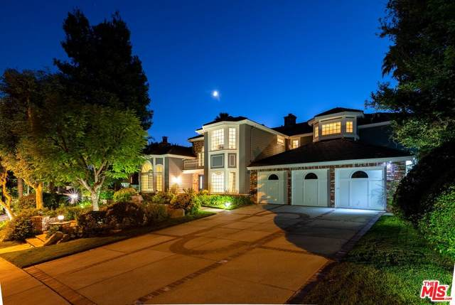 5237 Newcastle Ln, Calabasas, CA 91302 (#21-795438) :: The Bobnes Group Real Estate