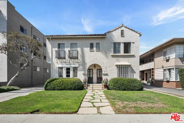123 N Hamilton Dr, Beverly Hills, CA 90211 (#21-795454) :: The Grillo Group