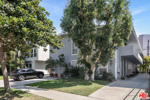 218 S Gale Dr, Beverly Hills, CA 90211 (#21-795470) :: The Grillo Group