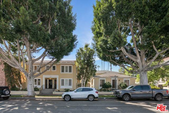 8918 Burton Way, Beverly Hills, CA 90211 (#21-795484) :: The Grillo Group