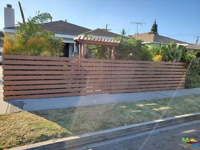 2623 Thurman Ave, Los Angeles, CA 90016 (#21-795514) :: Randy Plaice and Associates