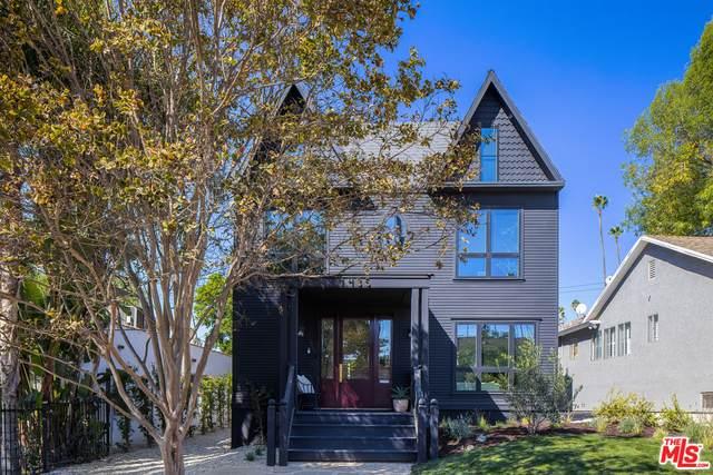 1435 N Coronado St, Los Angeles, CA 90026 (#21-795526) :: The Bobnes Group Real Estate