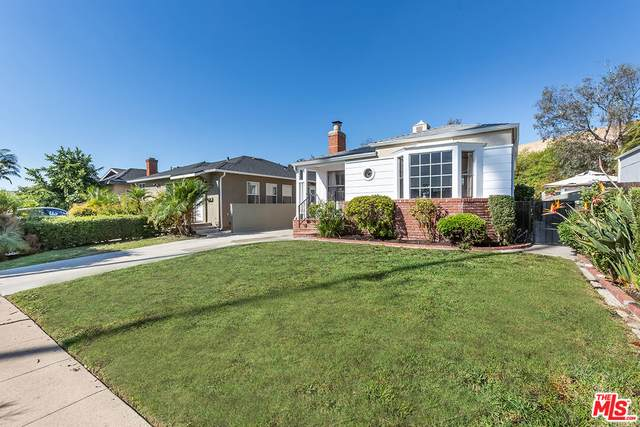 2819 S Holt Ave, Los Angeles, CA 90034 (#21-795544) :: The Bobnes Group Real Estate