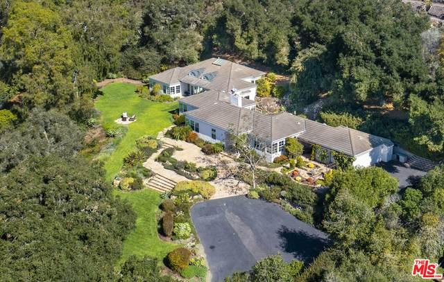 4580 Via Huerto, Santa Barbara, CA 93110 (#21-795576) :: Vida Ash Properties | Compass