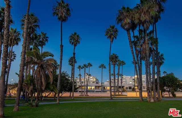 110 Ocean Park Blvd #505, Santa Monica, CA 90405 (MLS #21-795614) :: The Sandi Phillips Team