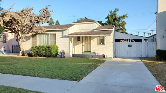 3623 W 59Th St, Los Angeles, CA 90043 (#21-795660) :: The Bobnes Group Real Estate