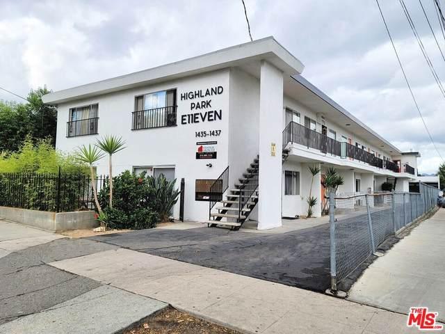 1435 N Avenue 47, Los Angeles, CA 90042 (#21-795672) :: The Bobnes Group Real Estate
