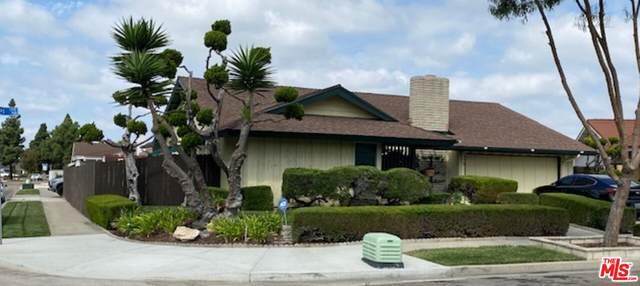 910 Liard Pl, Costa Mesa, CA 92626 (MLS #21-795674) :: The Jelmberg Team