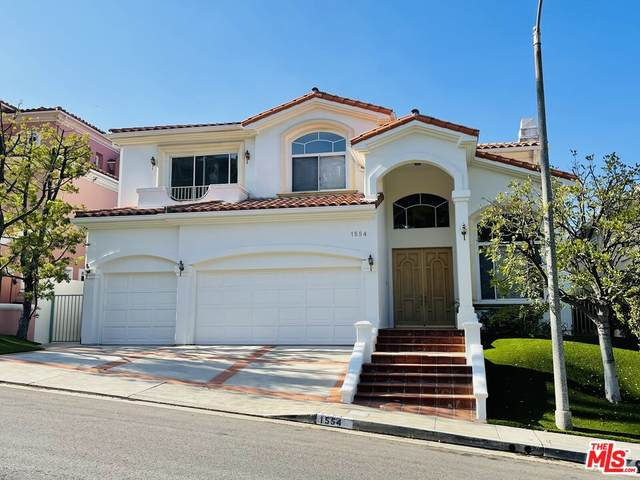 1554 W Chastain Pky, Pacific Palisades, CA 90272 (MLS #21-795694) :: The Sandi Phillips Team