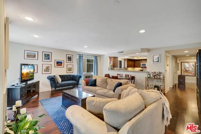 7249 Franklin Ave #206, Los Angeles, CA 90046 (#21-795730) :: The Pratt Group