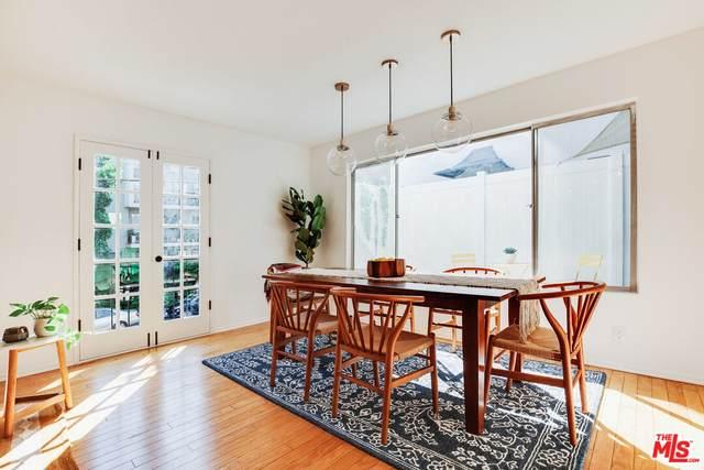 9015 Cynthia St #1, West Hollywood, CA 90069 (#21-795780) :: Vida Ash Properties | Compass