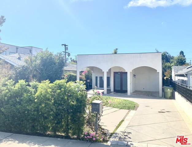 2481 Amherst Ave, Los Angeles, CA 90064 (MLS #21-795808) :: The John Jay Group - Bennion Deville Homes
